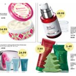 Flyer Oriflame in curs